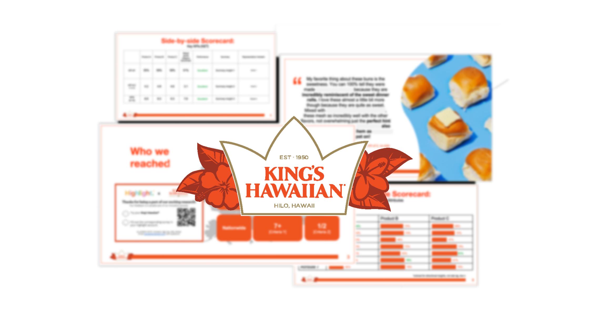 Case Study Header Image - Kings Hawaiian